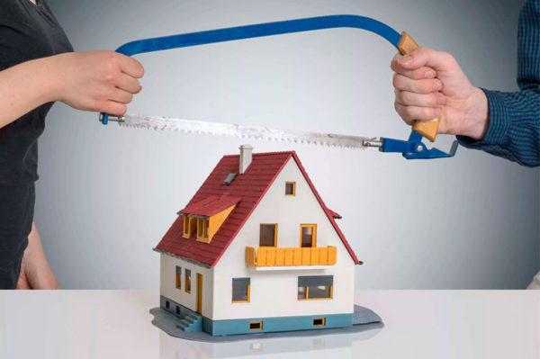 выделение долей недвижимости