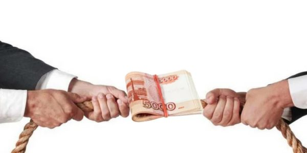 иск в суд о взыскании долга